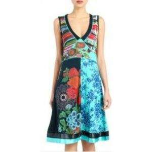 Desigual Fit and Flare Dress